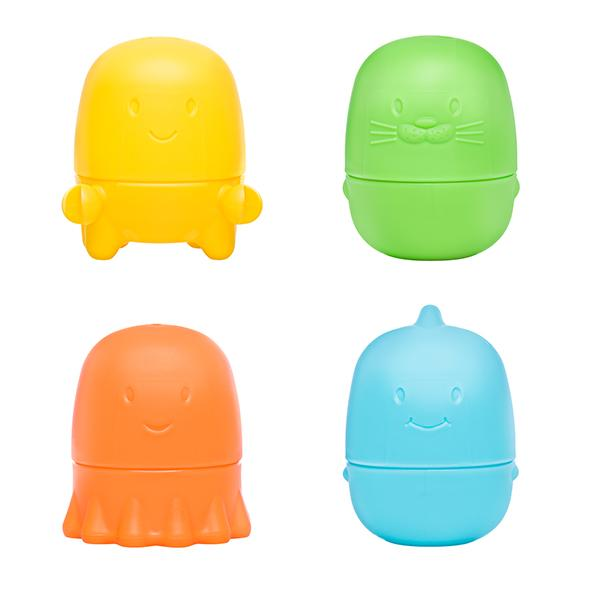 Ubbi Bath N Switch Interchangeable Bath Toys (UB-10550)