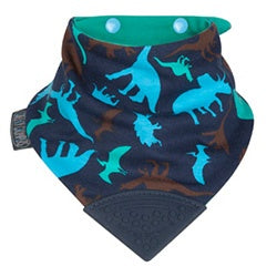 Cheeky Chompers Neckerchew - Dino Friends