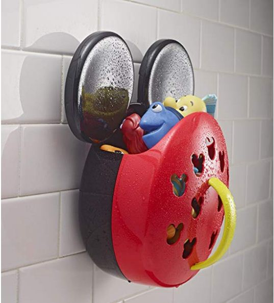 First Year Bath Scoop and Storage MICKEY MOUSE 9m+
