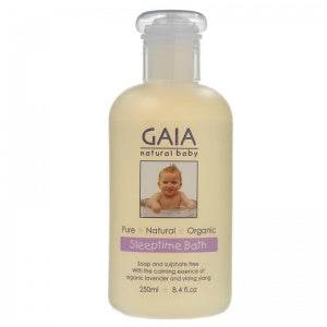 GAIA NATURAL BABY - Sleeptime Bath 250ml