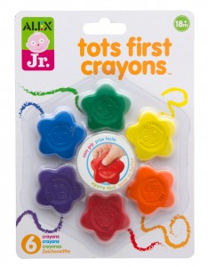 Alex Toys Tots First Crayons