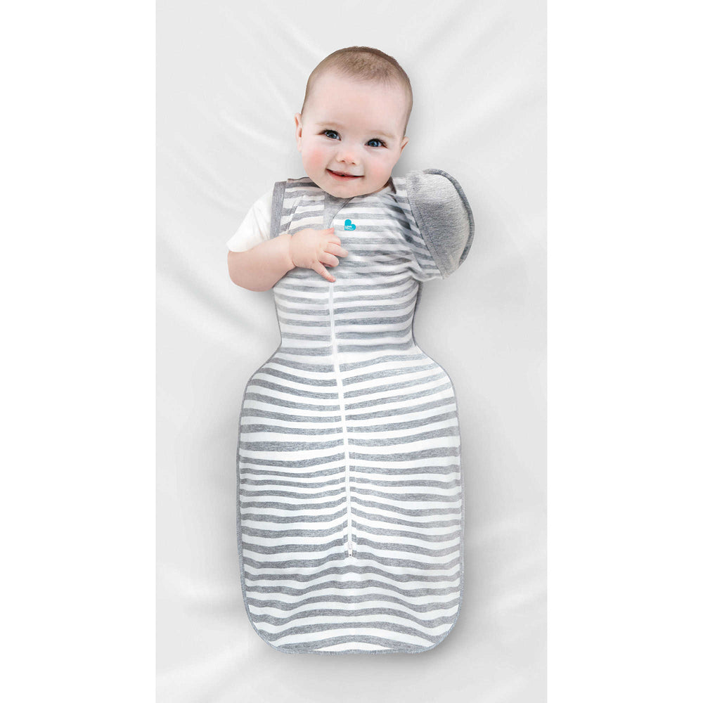Love To Dream Swaddle Up™ Transition Bag Original 1.0 TOG - Gray