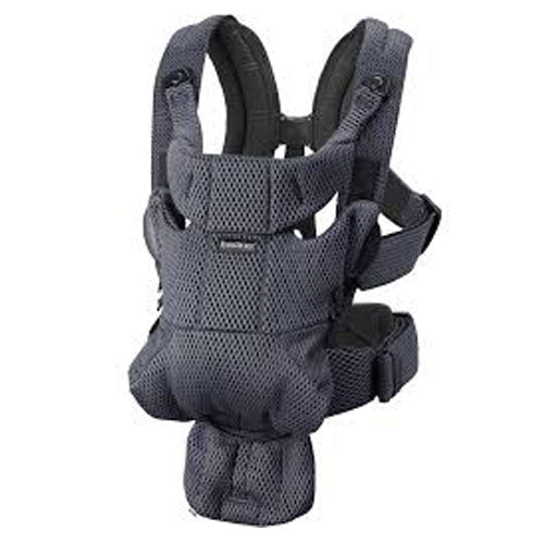 Baby Bjorn Carrier Free Anthracite (FREE carrier cover $70 value)