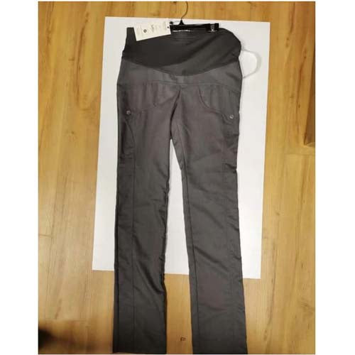 Sofi Co Pant Deep Grey with 2 Button