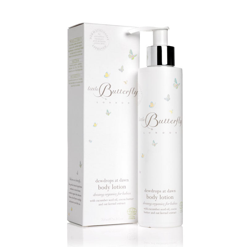 Little Butterfly Drewdrops at Dawn Body Lotion 200ML