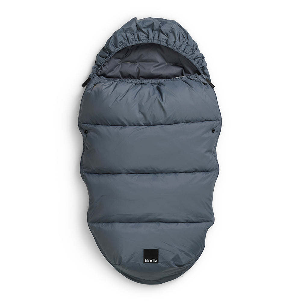 Elodie Details Light Weight Down Footmuff - Tender Blue 50515117190NA