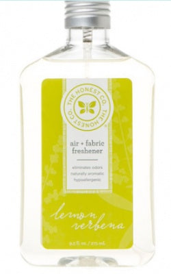 Honest Company Air & Fabric Spray 9.3oz -Lemon Verbena