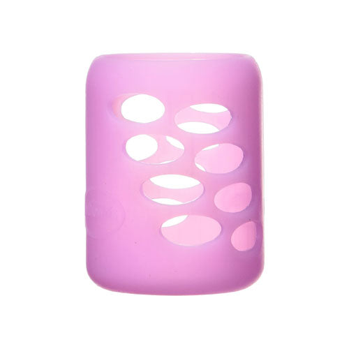 Dr Brown's Embossed Glass Baby Bottle Sleeve - Pink