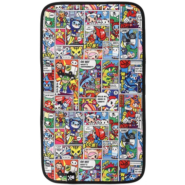 Ju-Ju-Be Changing Pad - Tokidoki Super Toki