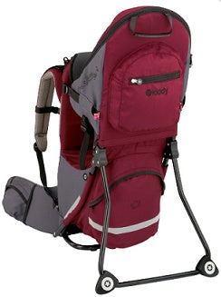 Kiddy Adventurepack Carrier Burgundy