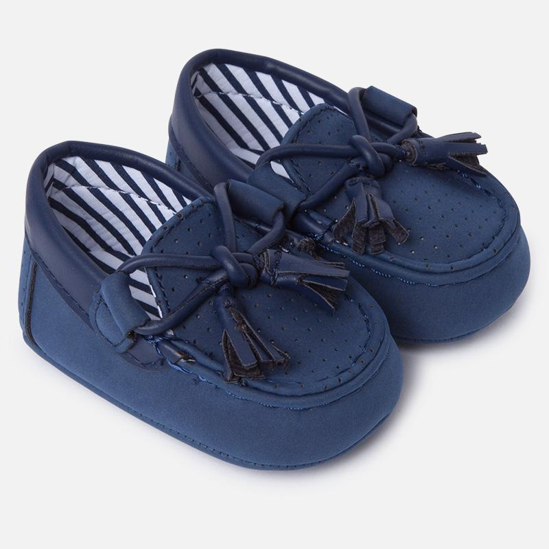 Mayoral Moccasina Shoe Navy 9743