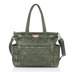 Twelve Little Carry Love Tote - Olive