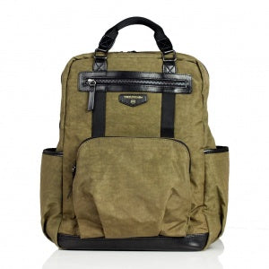 Twelve Little Unisex Courage Backpack - Olive