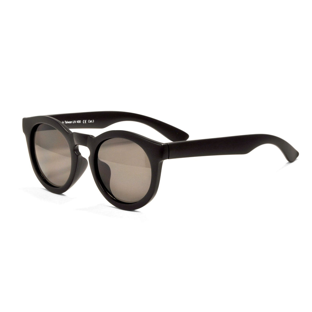 Real Shades Chill Sunglasses for Kids - Black