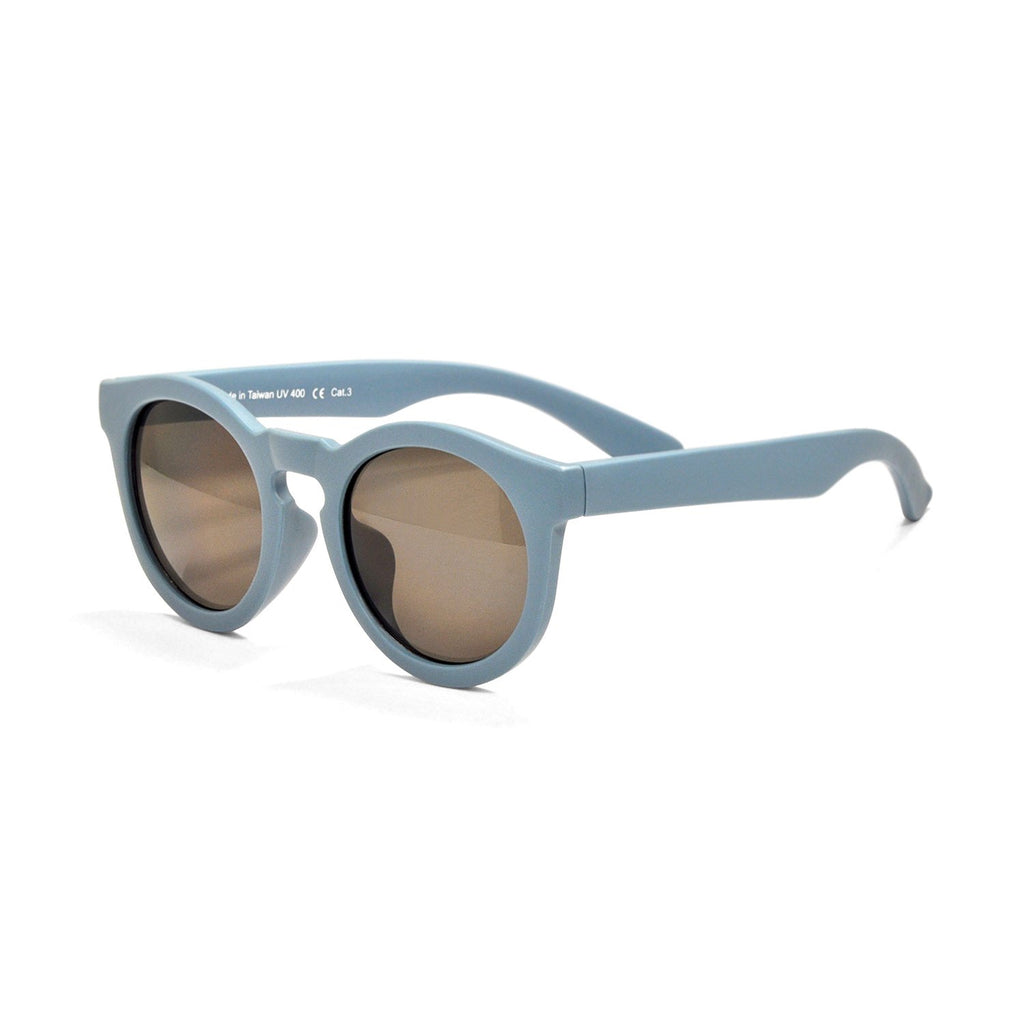 Real Shades Chill Sunglasses for Kids -Steel Blue