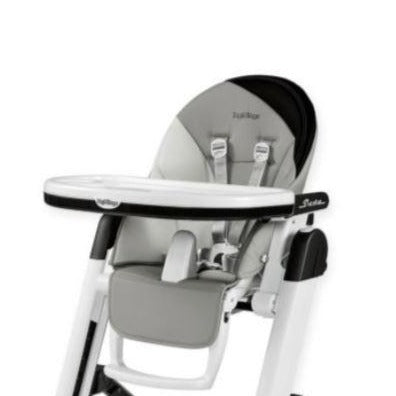 Peg Perego Replacement Seat Cover for Siesta - Palette Grey