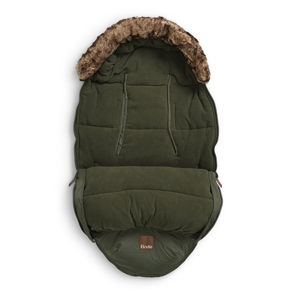 Elodie Details Footmuff - Rebel Green 50500121186NA