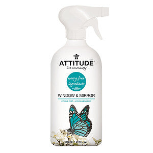 Attitude Window & Mirror Cleaner 80ml 137205