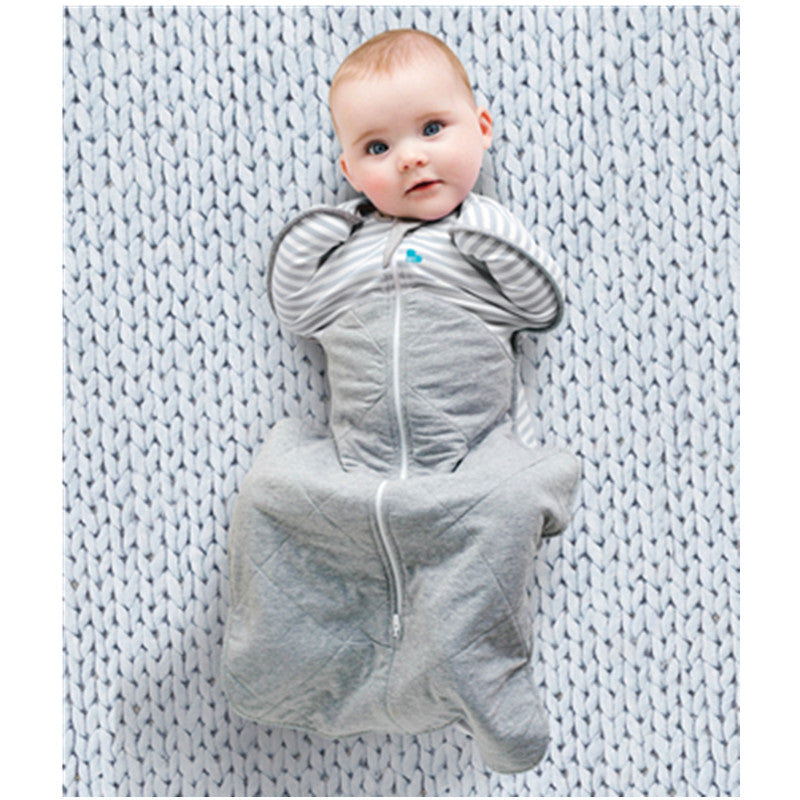 Love to Dream Swaddle Up™ Warm 2.5 TOG - Gray