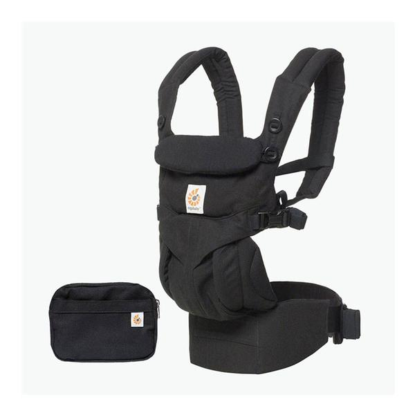 Ergobaby Omni 360 Carrier - Pure Black