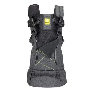LILLEbaby Pursuit All Seasons 6 in 1 Baby Carrier - Graphite