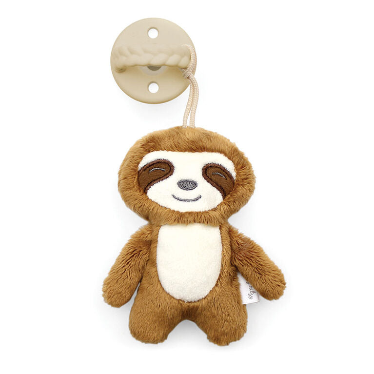 Itzy Ritzy Sweetie Pal - Sloth and Pacifier PPAL8317