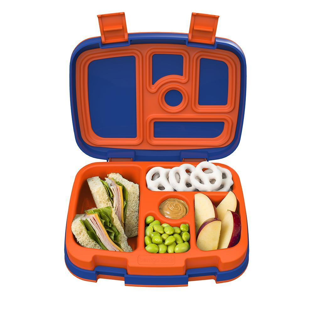 Bentgo Kids Prints Bento Lunch Box - Sports BGKDPT-SPO