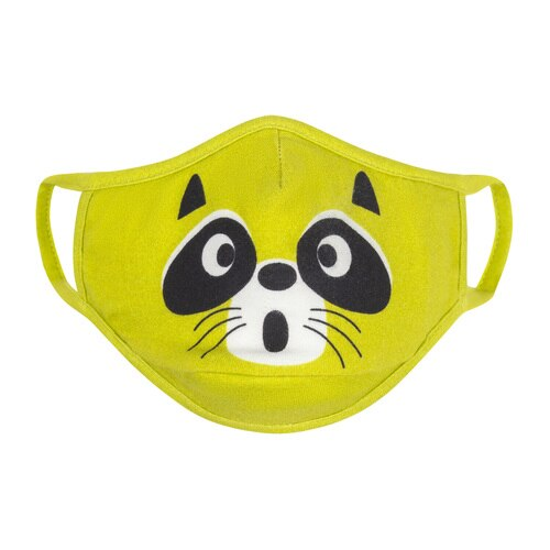 Zoocchini Organic Reusable Mask 3pk - Shark Multi