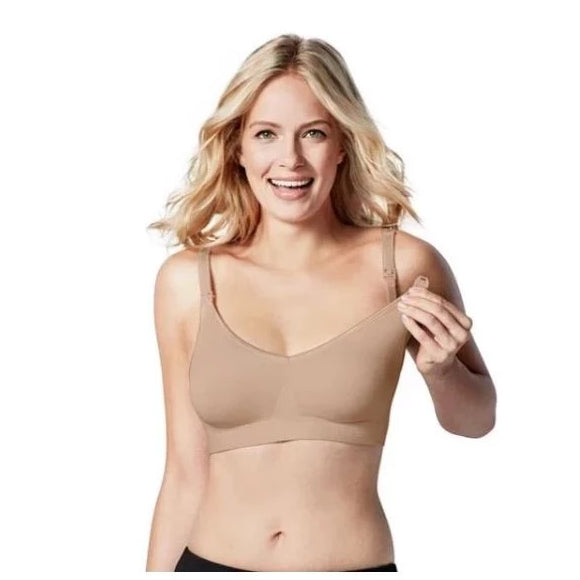 Bravado Body Silk Seamless Nursing Bra Butter