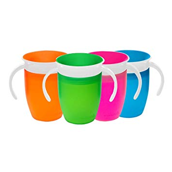 Munchkin Miracle 360 Trainer Cup 1pc Assortment  7oz  6m+