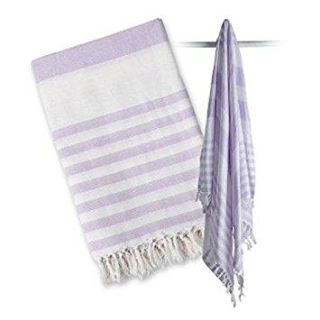 Lulujo Turkish Towel - Lilac