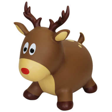 Farm Hoppers Holiday Hopper Reindeer