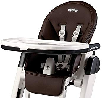 Peg  Perego Replacement Seat Cover for Siesta - Cacao