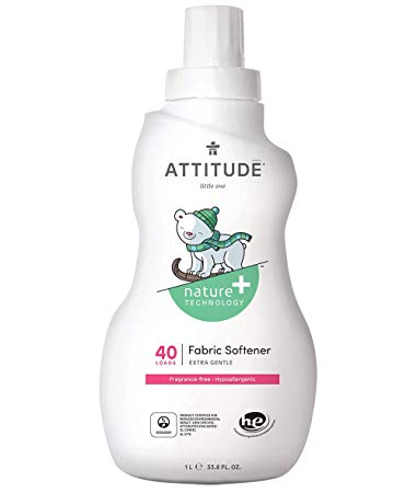 Attitude Fabric Softener FF 1L 137141