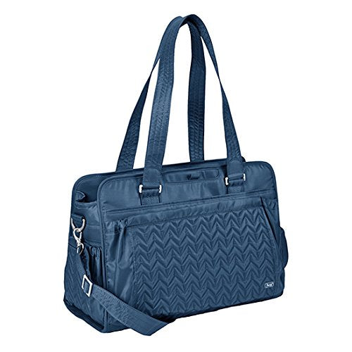 Lug Caboose Carry All Bag Ocean Blue