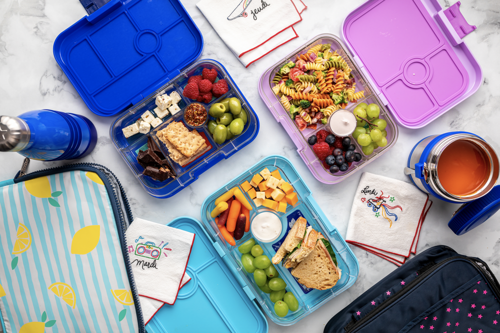 Yumbox Panino 4 Compartment Lila Purple