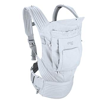 Onya Baby Cruiser Carrier - Pearl Grey