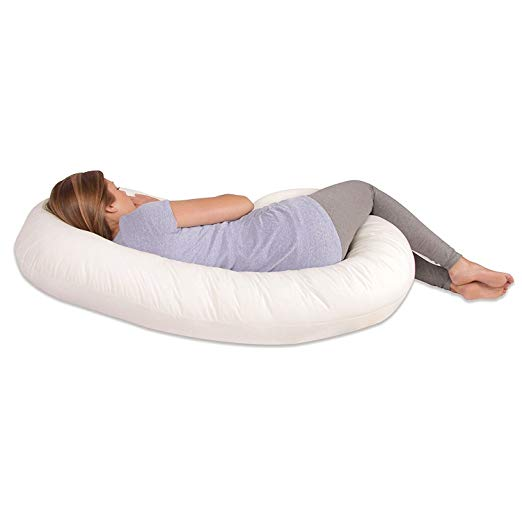 Leachco Snoogle Original Body Pillow - Sage