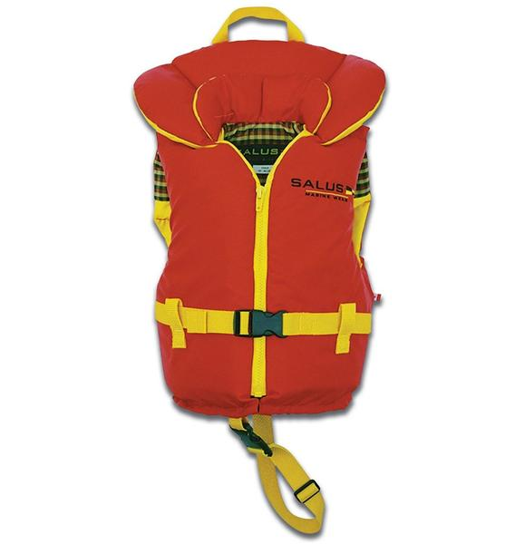 Salus Nimbus Child Vest 30-60 lbs Red