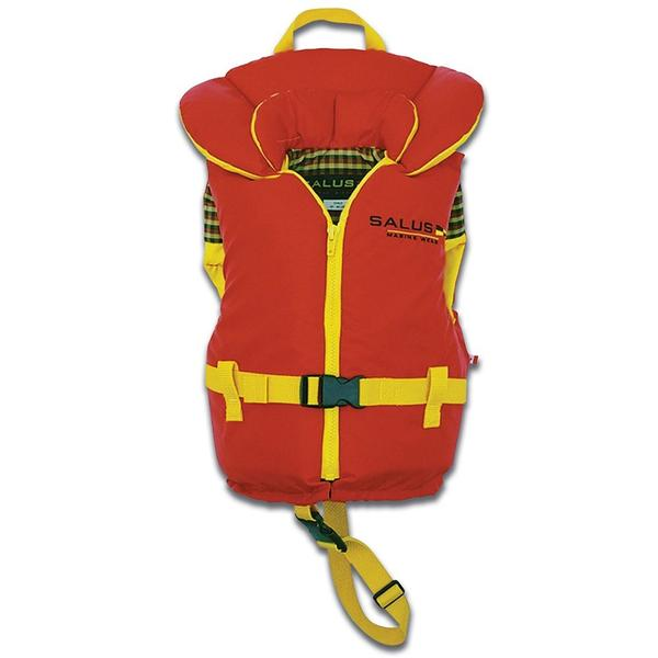Salus Nimbus Youth Vest 60-90 lbs Red