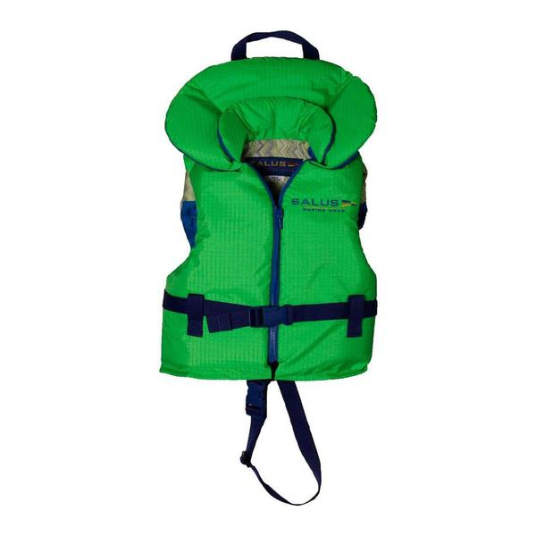 Salus Nimbus Child Vest 30-60 lbs lime