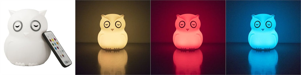 Bbluv Hibu Silicone Portable Night Light