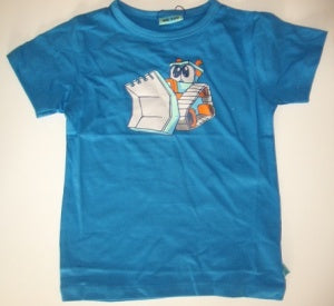 Me Too Boy Tee Directoire Blue