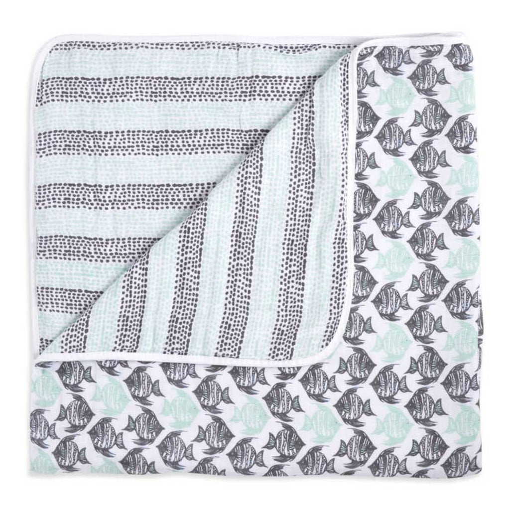Aden + Anais Classic Dream Blanket Seaside WL6005F