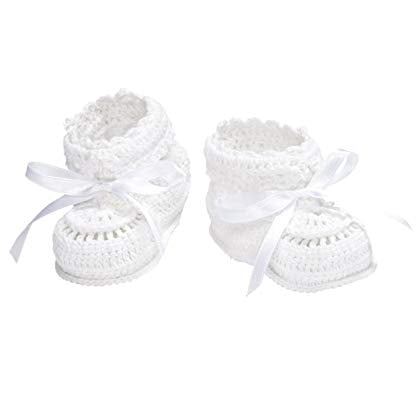 Elegantbaby Crochet Knit Booties 0-6M E70910