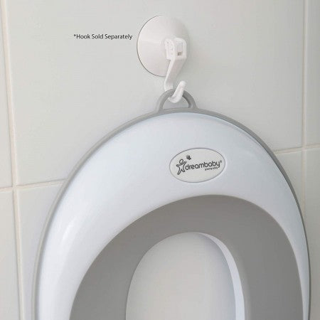 Dreambaby EZY Toilet Trainer Seat Grey