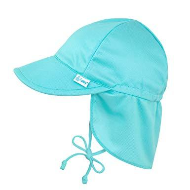 I play Breathable Flap Hat Light Aqua