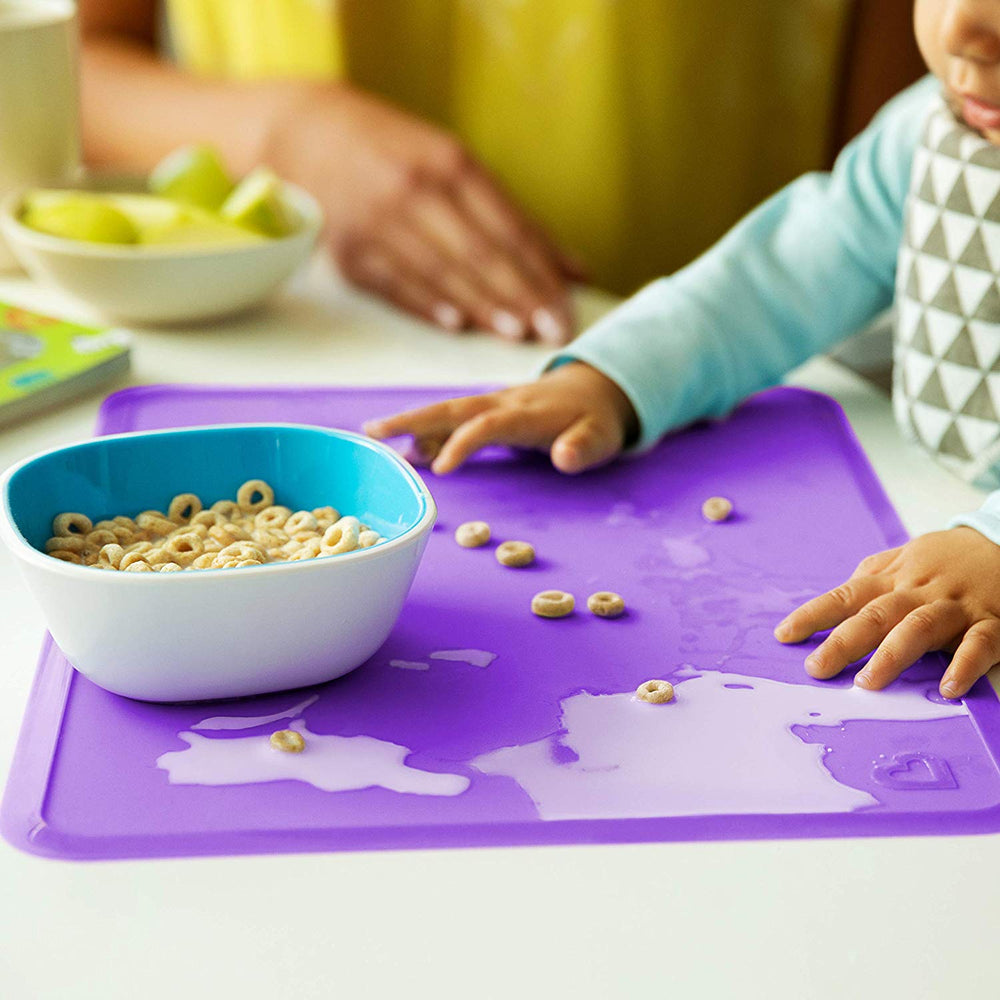 Munchkin Spotless Silicone Placemats 2pk