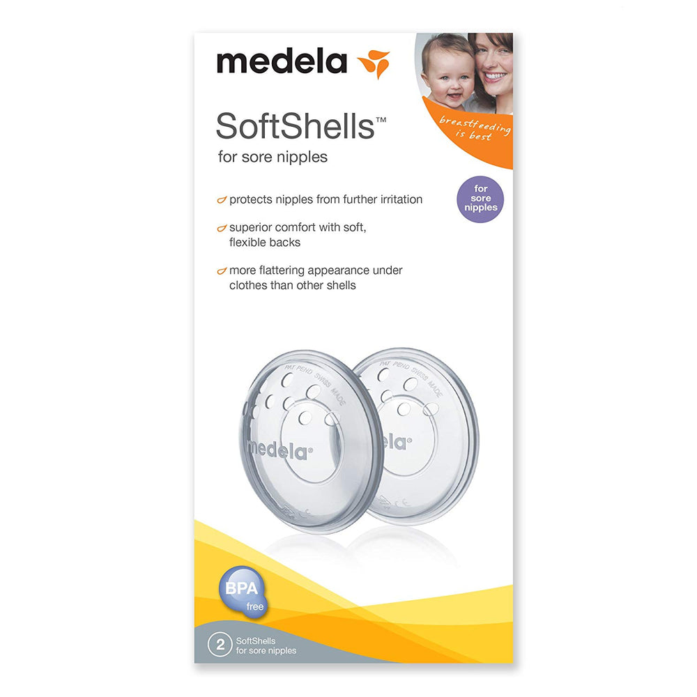 Medela Soft Shells for Sore Nipples