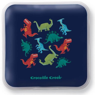 Crocodile Creek Ice Pack Dinosaurs Set of 2